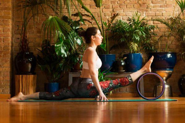 yogarad-uebung